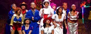 Magical: El universo de Disney en Madrid Hasta el 17 de Mayo en Madrid se puede disfrutar de todo el universo de Disney reunido bajo un mismo techo en el Teatro Häagen-Dazs Calderón. Los pe...
