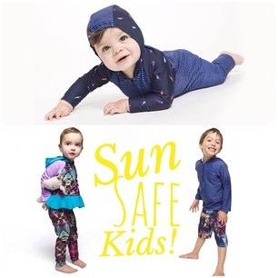 {new post} When it comes stylish sun-protective clothing for children, there simply aren't enough options. That's why we're proud to help #m...