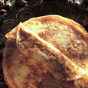 De Kooktips - Pannenkoeken - Flensjes -  prachtig goudbruine pannenkoeken met dit recept!