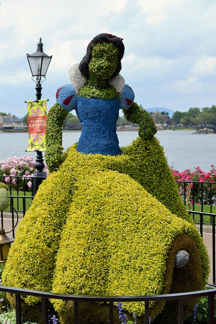 Epcot Flower and Garden Festival.: