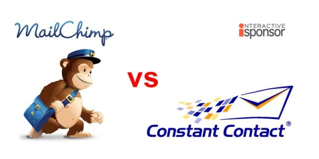 mailchimp vs constant contact which one is better