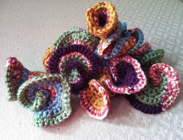corchet tutorial - Learn Freeform Crochet: 15 Free Tutorials to Get You Started | CraftsCrazy