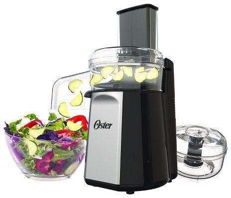 Oster® Oskar 2 in 1 Food Processor and Salad Shooter - FPSTFP4050-000