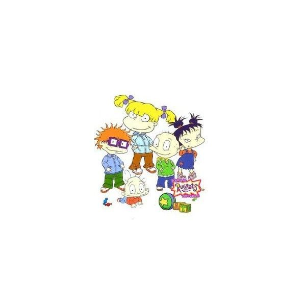 (17) Chas, Kira, Chuckie and Kimi   rugrats   Pinterest via Polyvore