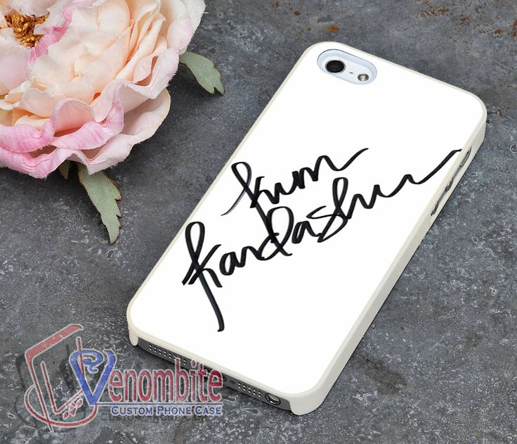 Venombite Phone Cases - Kim Kardashian Signature Phone Case White For iPhone 4/4s Cases, iPhone 5/5S/5C Cases, iPhone 6 Cases And Samsung Galaxy S2/S3/S4/S5 Cases, $19.00 (http://www.venombite.com/kim-kardashian-signature-phone-case-white-for-iphone-4-4s-cases-iphone-5-5s-5c-cases-iphone-6-cases-and-samsung-galaxy-s2-s3-s4-s5-cases/)