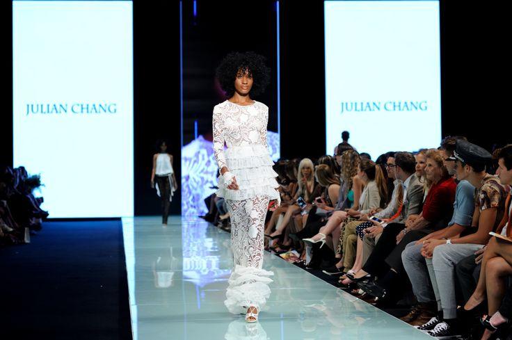 Miami Fashion Week- Julian Chang Resort 2015