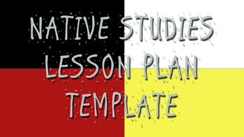 **FREE** Native Studies Lesson Plan Template featuring the Anishinaabe Medicine Wheel. Use Four Directions pedagogy in your lessons to ensure teaching to the whole student! Great for planning land-based lessons.Easy to use and edit with Microsoft Word! (Simple replace the text in the Medicine Wheel graphic.)Feel free to leave a review if you find this item helpful!