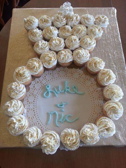 Bridal Shower Cupcake Creations