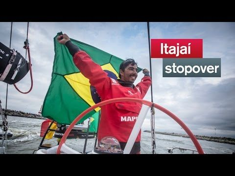 Who's Bochecha? | Volvo Ocean Race 2014-15