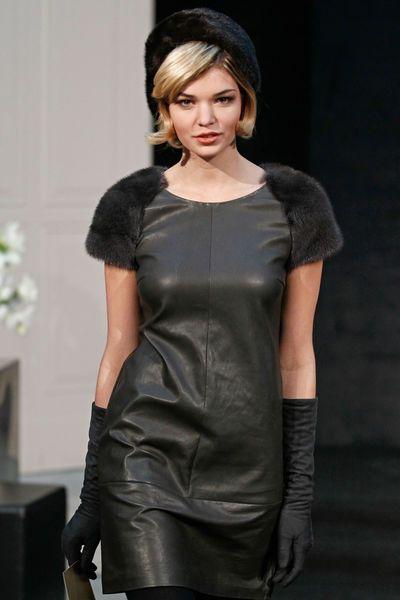 Topmodels auf der Mercedes-Benz Fashion Week Berlin - GLAMOUR