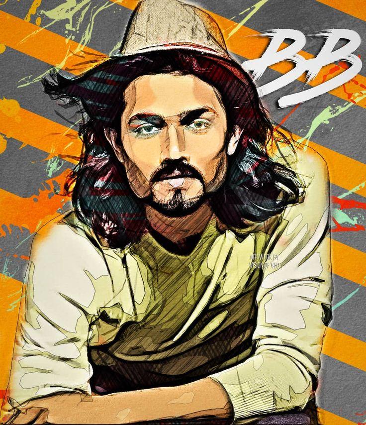 Hustle Karo Bhasad Nahi Artwork For bhuvan.bam22