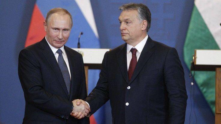 A hét végén ismét személyesen egyeztet Orbán Viktor és Vlagyimir Putyin http://ahiramiszamit.blogspot.ro/2017/05/a-het-vegen-ismet-szemelyesen-egyeztet.html