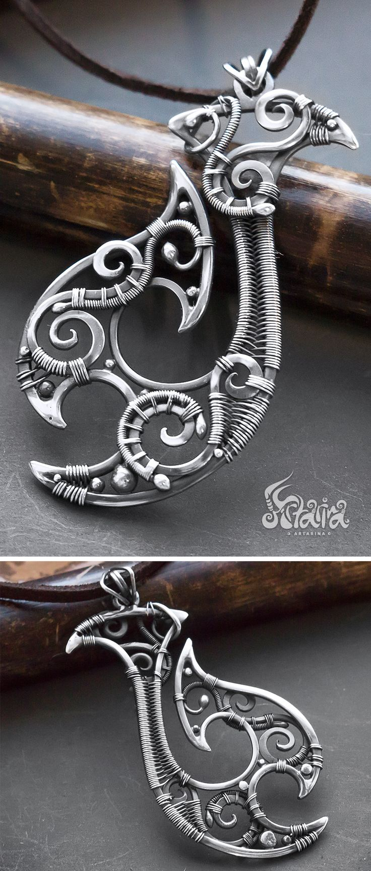 256 best Wire Wrapped Jewelry images on Pinterest | Wire work ...