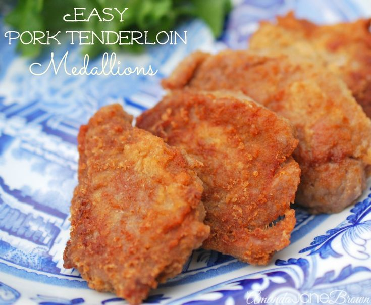 how to cook pork tenderloin medallions in oven