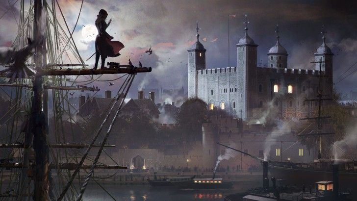 Download Assassins Creed Syndicate Evie Frye Wallpaper