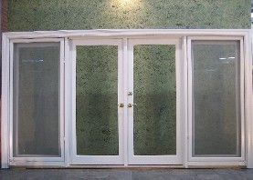 12 Ft French Doors With Operable Sidelights Home
