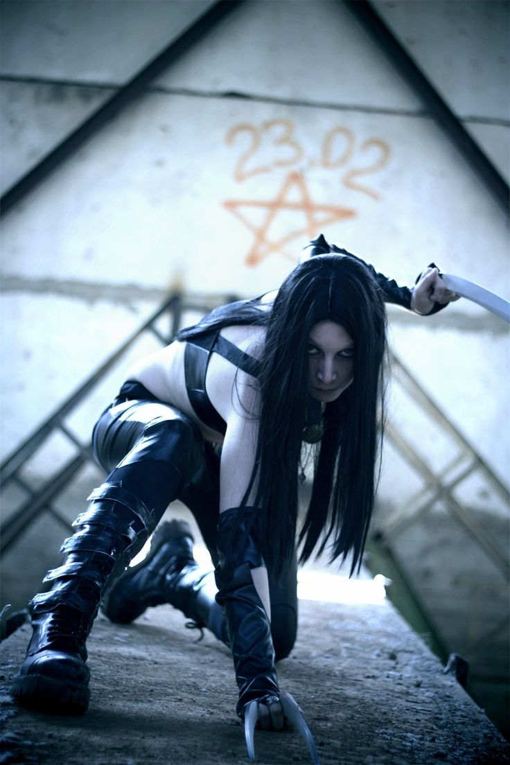 Cosplay Mutant  ...X 23 Marvel Cosplay