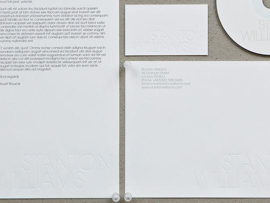 White on white | Cartlidge Levene