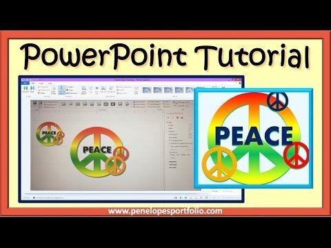 Penelope's Portfolio: PowerPoint Clip Art Tutorial