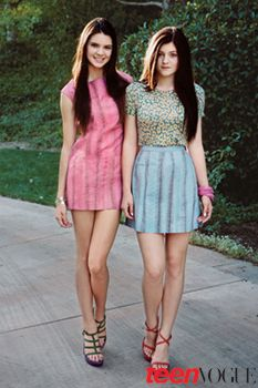 Growing Up Kardashian: Kendall and Kylie Jenner