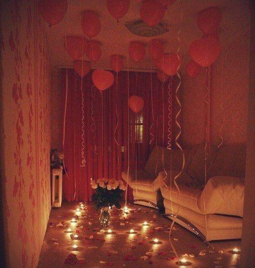 Romantic Room Surprise, Romantic