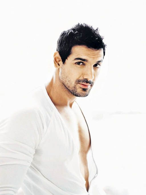 John Abraham... Ooo India I think I'm moving now