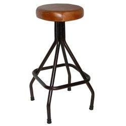 Otáčacia retro stolička