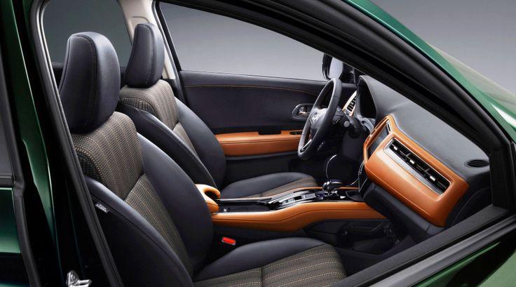 2015 Honda Vezel Hybrid Previews Spring 2014 Civic CUV16