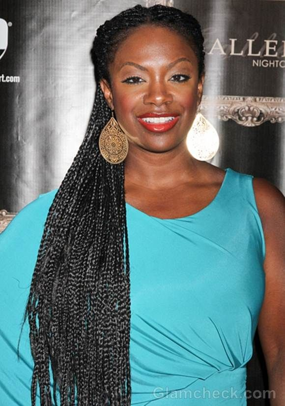 hair styles for flower girls kandi burruss braids naturally embraced 7139 | 241a386275ad61e7139ac8d632b7e0c7 kandi burruss real housewives