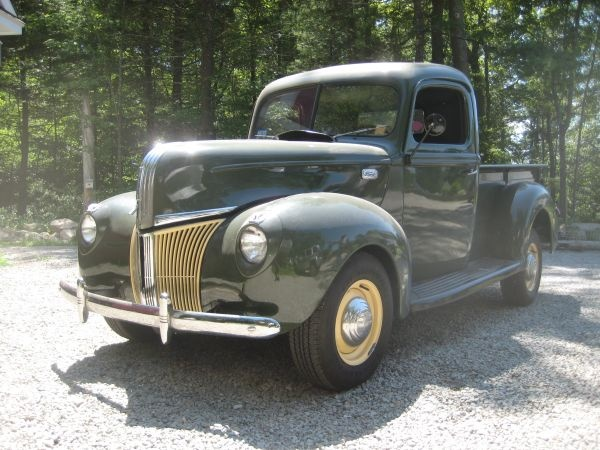 1940 Ford Pickup For Sale Craigslist - 2019-2020 New