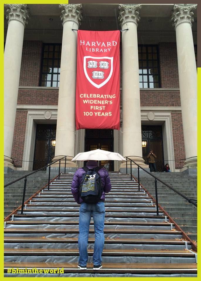 BFM @ Harvard, Boston, USA