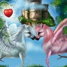 Un nou joc cu ponei pentru fete si baieti care iubesc aceste animale frumoase si blande. Acest joc este usor de jucat in care trebuie sa imb...