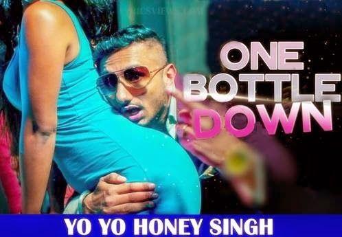 One Bottle Down | Yo Yo Honey Singh| Guitar Chords