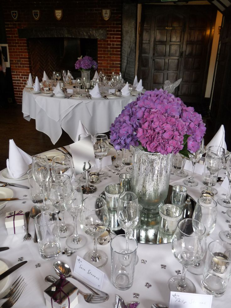 purpleness at Marygreen Manor