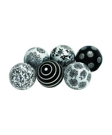 Black And White Decorative Ceramic Balls New 23 Best Decorative Pieces Images On Pinterest  Decorative Accents Decorating Inspiration