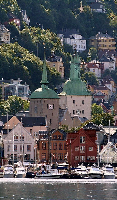 Bergen, Norway | #travel