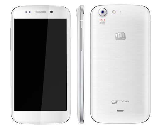 Micromax canvas revealed: http://www.stuffchip.com/micromax-canvas-4-revealed/