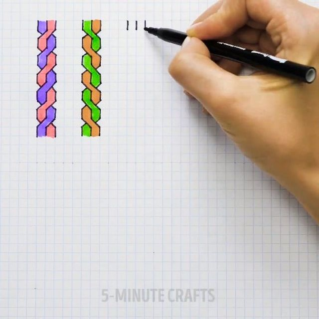 344 2k Likes 1 240 Comments 5 Minute Crafts 5 Min Crafts On Instagram Easy Drawing Tricks Part Two 5 Minute Crafts Videos 5 Minute Crafts 5 Min Crafts