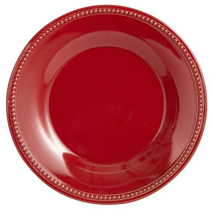 Spice Route Dinner Plate - Paprika