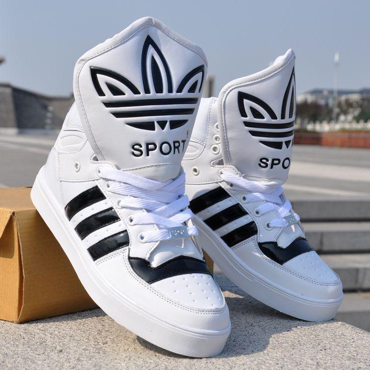 Adidas Shoes High Top Hip Hop