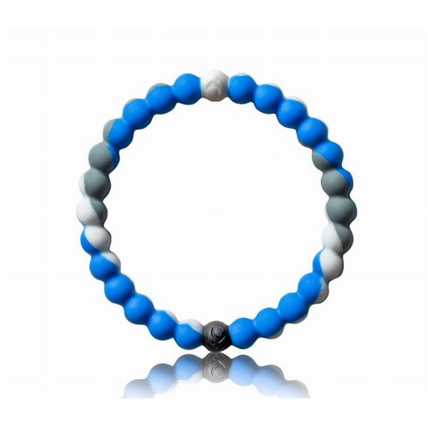 Limited Edition SHARK Lokai Bracelet- All Sizes - Small (225 MXN) ❤ liked on Polyvore featuring jewelry, bracelets and jewelry & watches