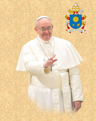 Pope Francis, Jorge Mario Bergoglio - Holy Father - The Holy See