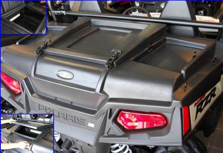 Polaris Rzr 800 Rzrs Rzr S 2008 2014 Bed Area Cargo Box
