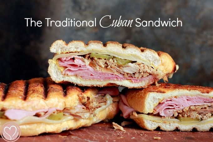 The ultimate Cuban sandwich recipe for a quick but satisfying dinner , a Cuban sandwich just like you'd get from any cafe in Cuba or Miami