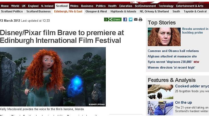 Brave + Brooks Mashup