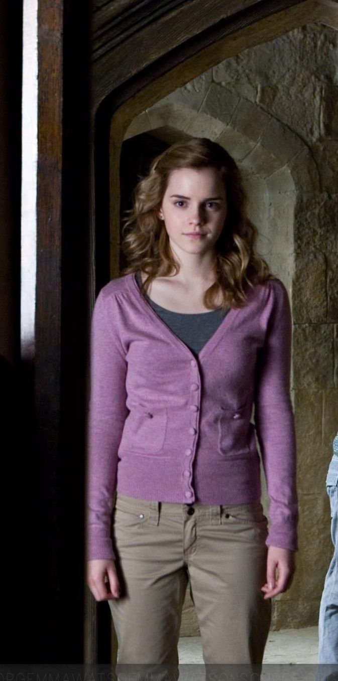 """Emma in """"Harry Potter And The HalfBlood Prince"""