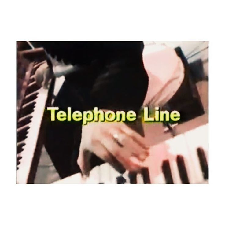 Sweet Dreams and now playing  ELO - Telephone Line No it isn't a new song. It's a song from the 70's by ELO.