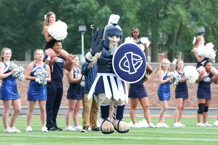 Iowa Central Community College Mascot - Triton