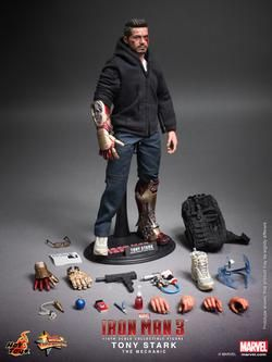 Tony Stark Realistic Toy