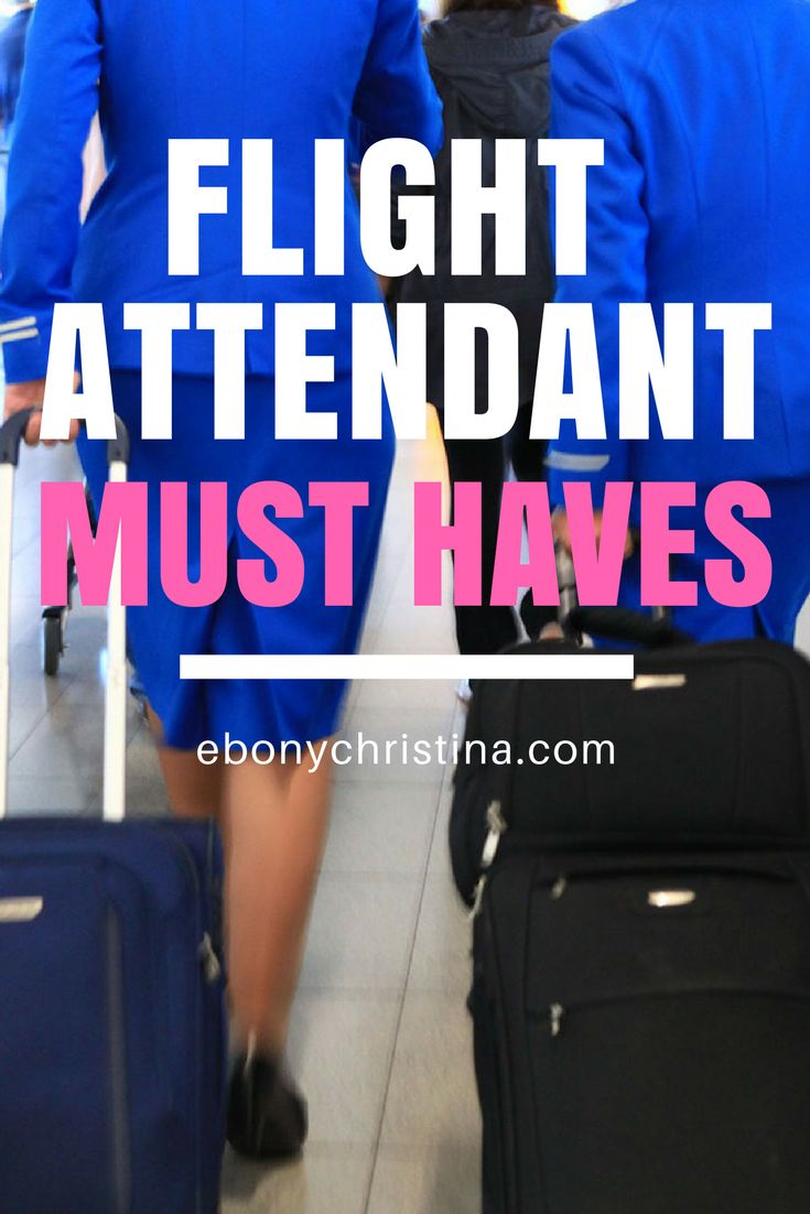 FLIGHT ATTENDANT MUST HAVES! Check out what every Flight Attendant must have in her carry-on bag. Lipstick, shoes, luggage, hairspray PLUS MORE!
